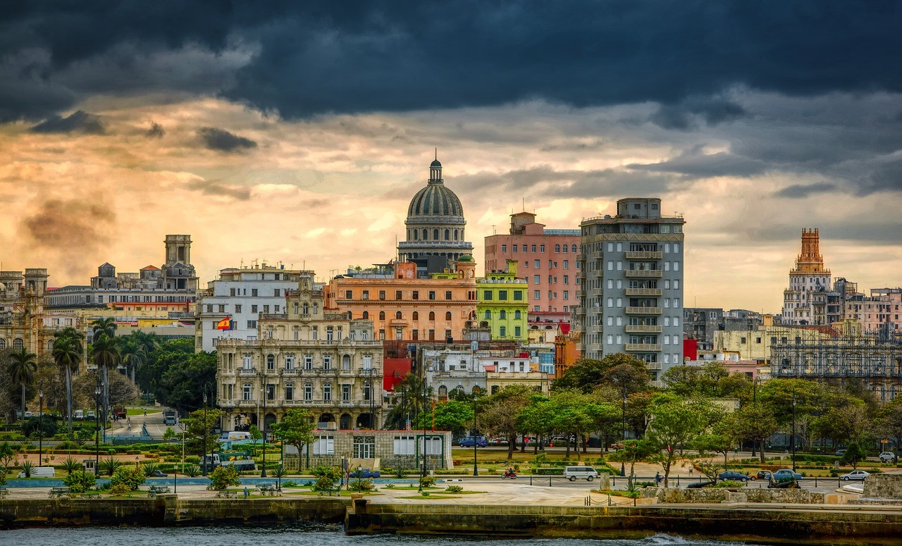 Vacances à Cuba