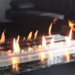 cheminées au bio éthanol, les cheminées tendances